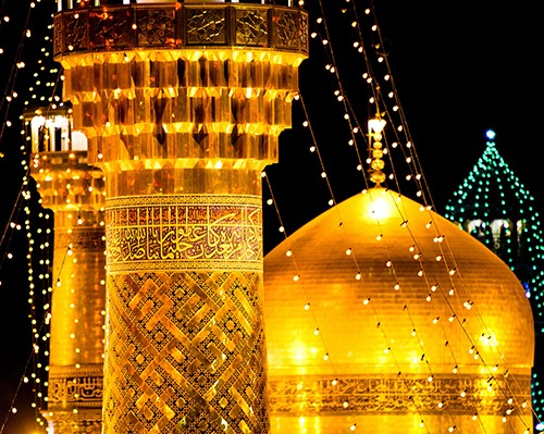 Mashhad travel