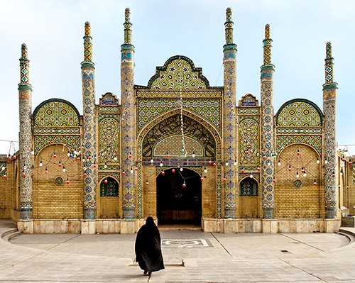 Qazvin travel