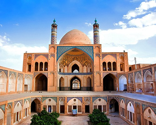 Kashan travel