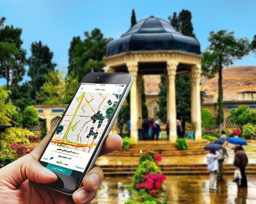 Iran Essential Travel Apps
