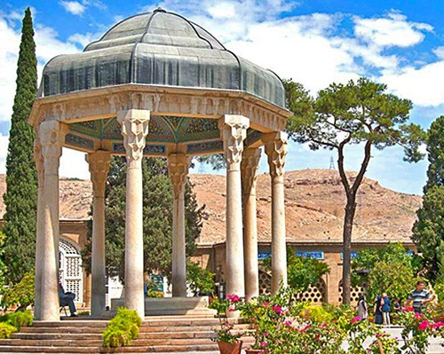 Iran-Trip to Iran-trip-traveling to Iran-tourism-tourism attractions-Iran   attractions-Iran destinations-fars-shiraz-hafezieh-hafiz tomb-hafez tomb-shiraz   attractions