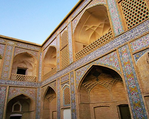 Iran - Iranian tourist attractions - historical attractions, Iran - Iran's cultural attractions - visit Iran - khan school
